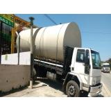reservatório para água industrial