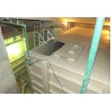 empresa de reservatório de fibra de vidro para indústria em São Domingos