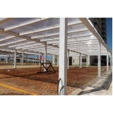 fabricante de cobertura de policarbonato para garagem sob medida Rondônia