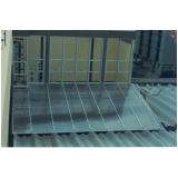 fabricante de cobertura de policarbonato para lavanderia