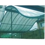 fornecedor de cobertura de policarbonato para lavanderia Brooklin