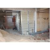 instalação de reservatório cilíndrico para indústria na Vila Clementino