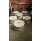instalação de reservatório cilíndrico vertical em Cajamar