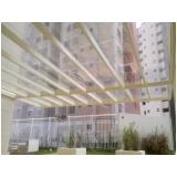 orçamento de telhado de policarbonato alveolar na Ipiranga