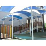 orçamento de telhado de policarbonato industrial na Marília