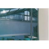 orçamento de telhado de policarbonato para galpão no M'Boi Mirim