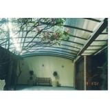 quanto custa telhado de policarbonato para iluminação no Tremembé