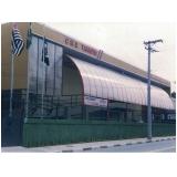 quanto custa telhado de policarbonato sob medida na Bragança Paulista