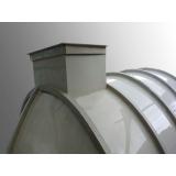 reservatório d'água de fibra de vidro sob medida Mairiporã