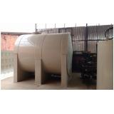 reservatório de água modular no Jardim Europa