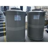 reservatório de água para enterrar sob medida Distrito Federal