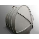 reservatório de água retangular modular
