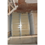 reservatório em fibra de vidro preço em Taubaté