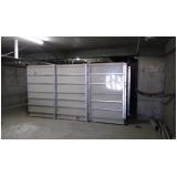 reservatório modular para obras preço no Glicério