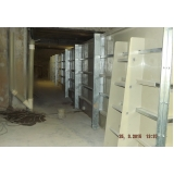 reservatório para armazenar produtos químicos em Presidente Prudente