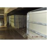 reservatórios de fibra de vidro para indústria na Chora Menino