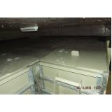 reservatórios de fibra de vidro para produtos químicos na Jurubatuba