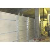 reservatório de água de fibra de vidro retangular