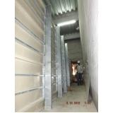 reservatórios em fibra de vidro industrial no Parque do Carmo