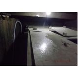 reservatórios em fibra de vidro PRFV em Caieiras