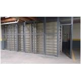 reservatórios modulares para obras no Socorro