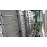 reservatório modular para construção