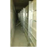 reservatório modular para indústria