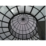 telhado de policarbonato alveolar preço na Vila Anastácio