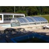 telhado de policarbonato sob medida em São Vicente