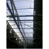 telhados de policarbonato industrial na Vila Matilde