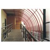 telhados de policarbonato para estufas em Parelheiros
