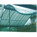 telhado de policarbonato compacto