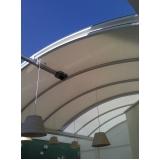 telhado de policarbonato de correr